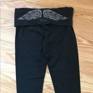 Victoria Secret Angel Wing Leggings